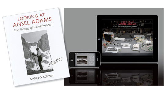 Looking at Ansel Adams: book and iOS app